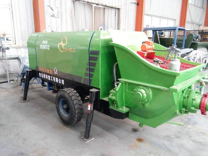湿喷机 青科重工 混凝土湿喷机