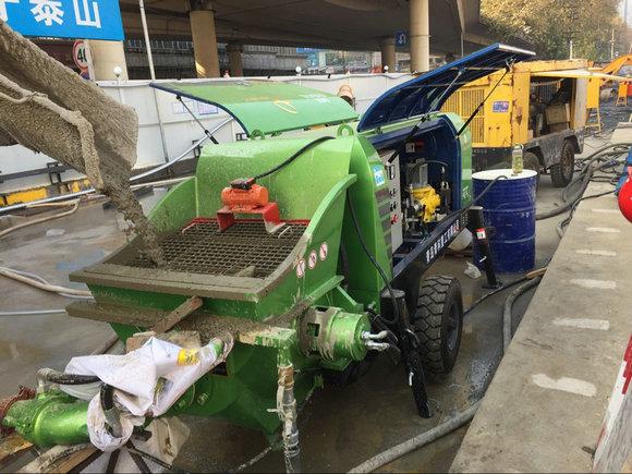 湿喷机,青科重工,混凝土湿喷机