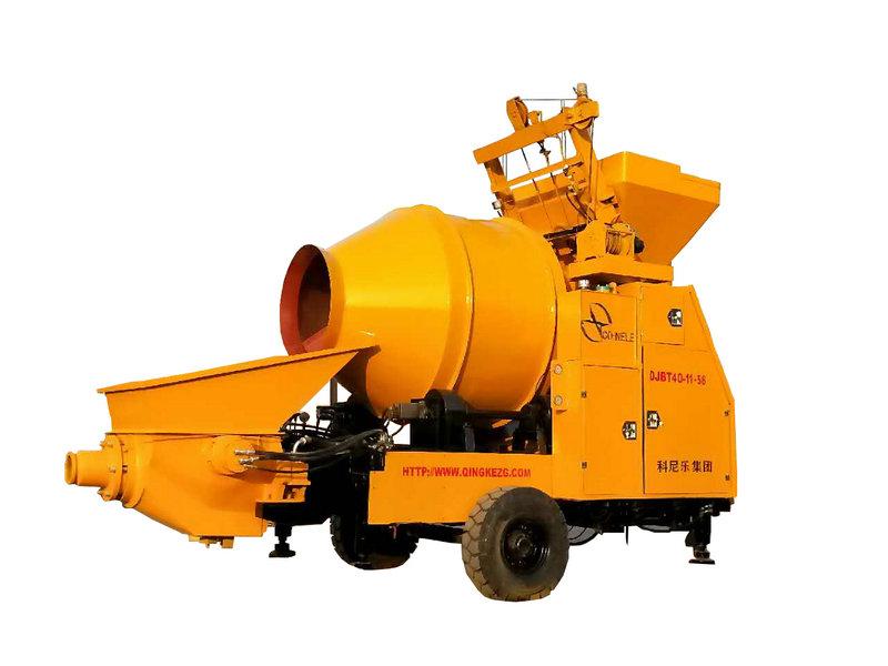 搅拌泵,搅拌拖泵,搅拌输送一体机